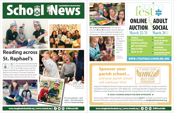 March 15 School News