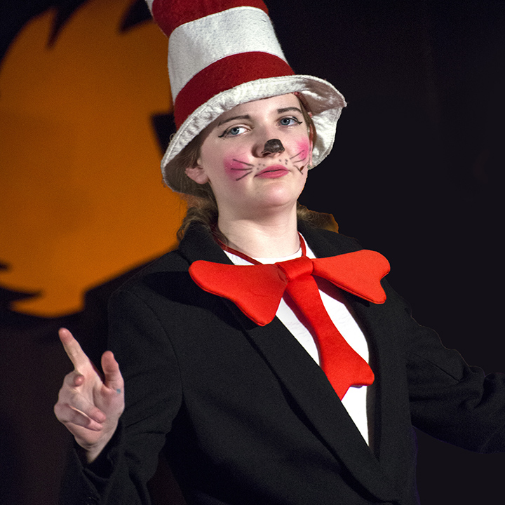 Scene from Seussical