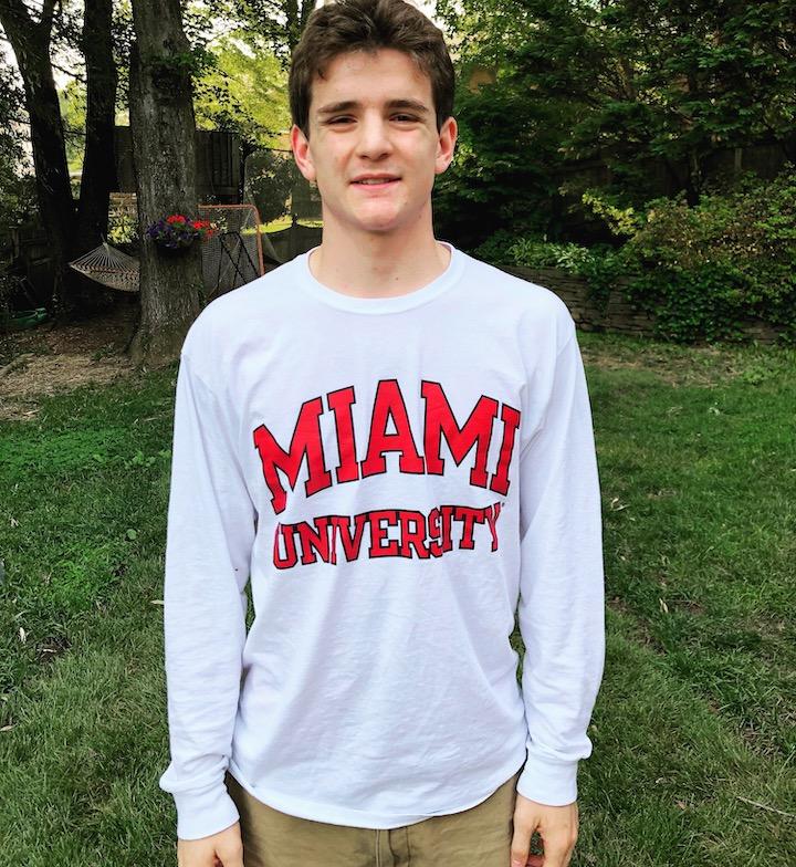 College Decision 2019: Joey Aldridge