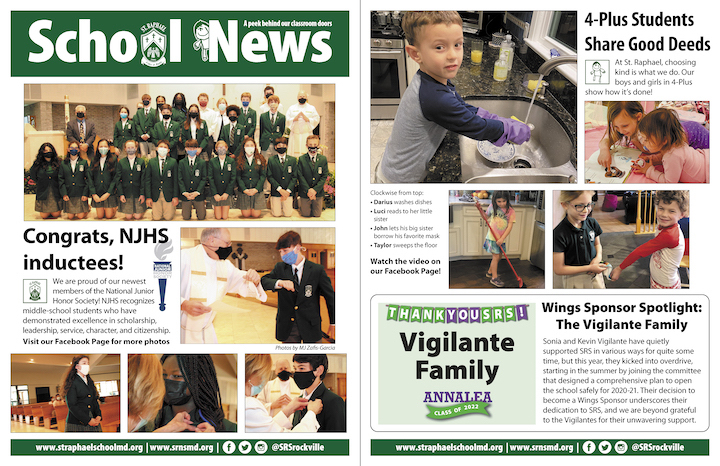 School News: May 2, 2021