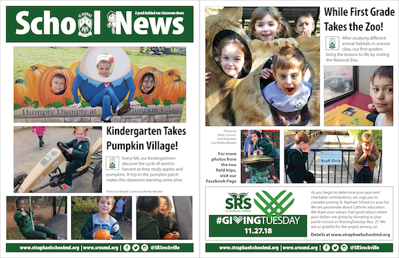 Nov. 25 School News