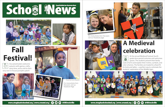 Oct. 27 School News
