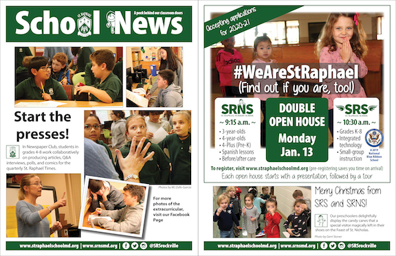 Dec. 22 School News