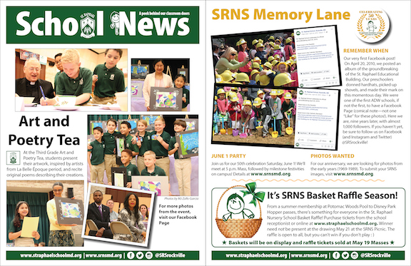 May 5 School News
