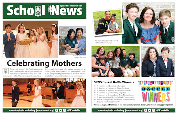June 2 School News