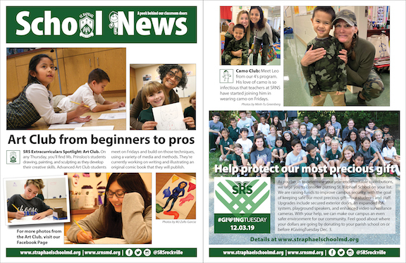 Dec. 1 School News