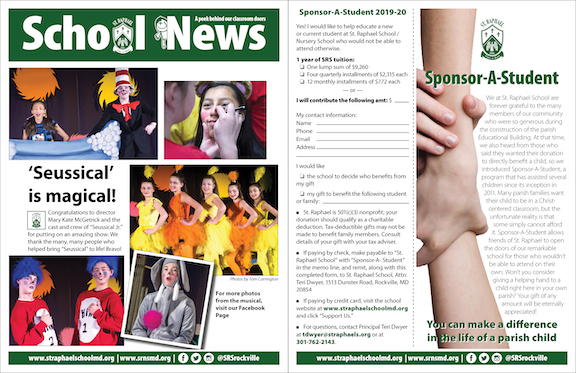 April 14 School News
