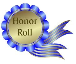 Principal's List and Honor Roll