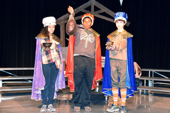 Healy Stars in SJC Production