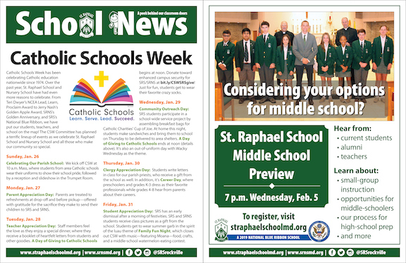 Jan. 26 School News