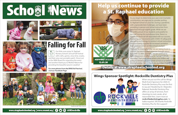 Nov. 22 School News