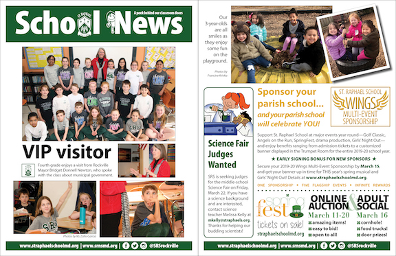 March 3 School News