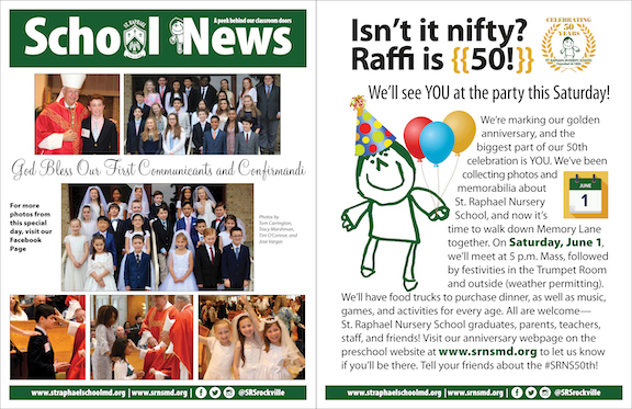 May 26 School News
