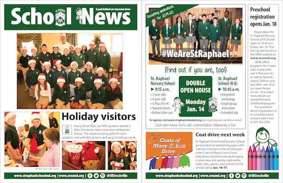 Jan. 6 School News