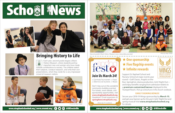 March 11 School News