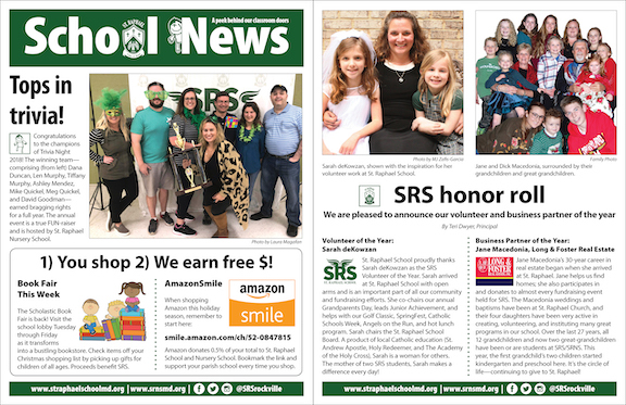 Dec. 2 School News