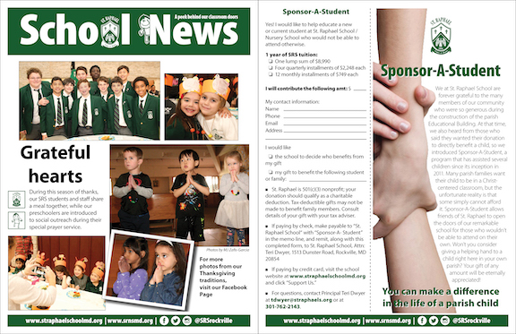 Dec. 9 School News