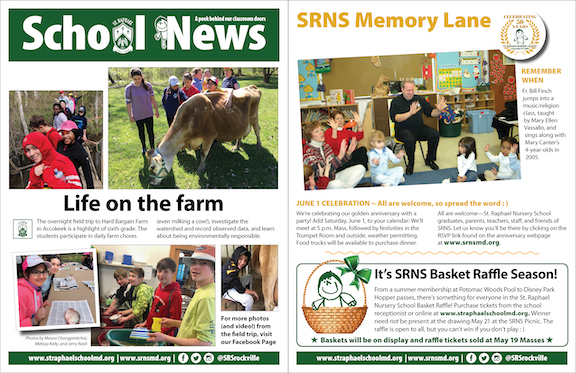 May 12 School News