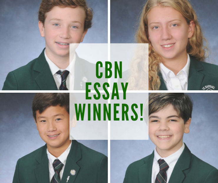 SRS Boasts Four Essay Winners